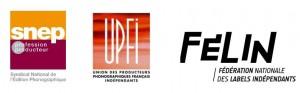 Capture logos SNEP UPFI FELIN pour WordPress