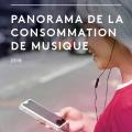 1ère couv Panorama de la consommation de musique IFPI 2018