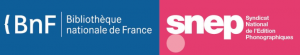 Capture logo BnF et SNEP